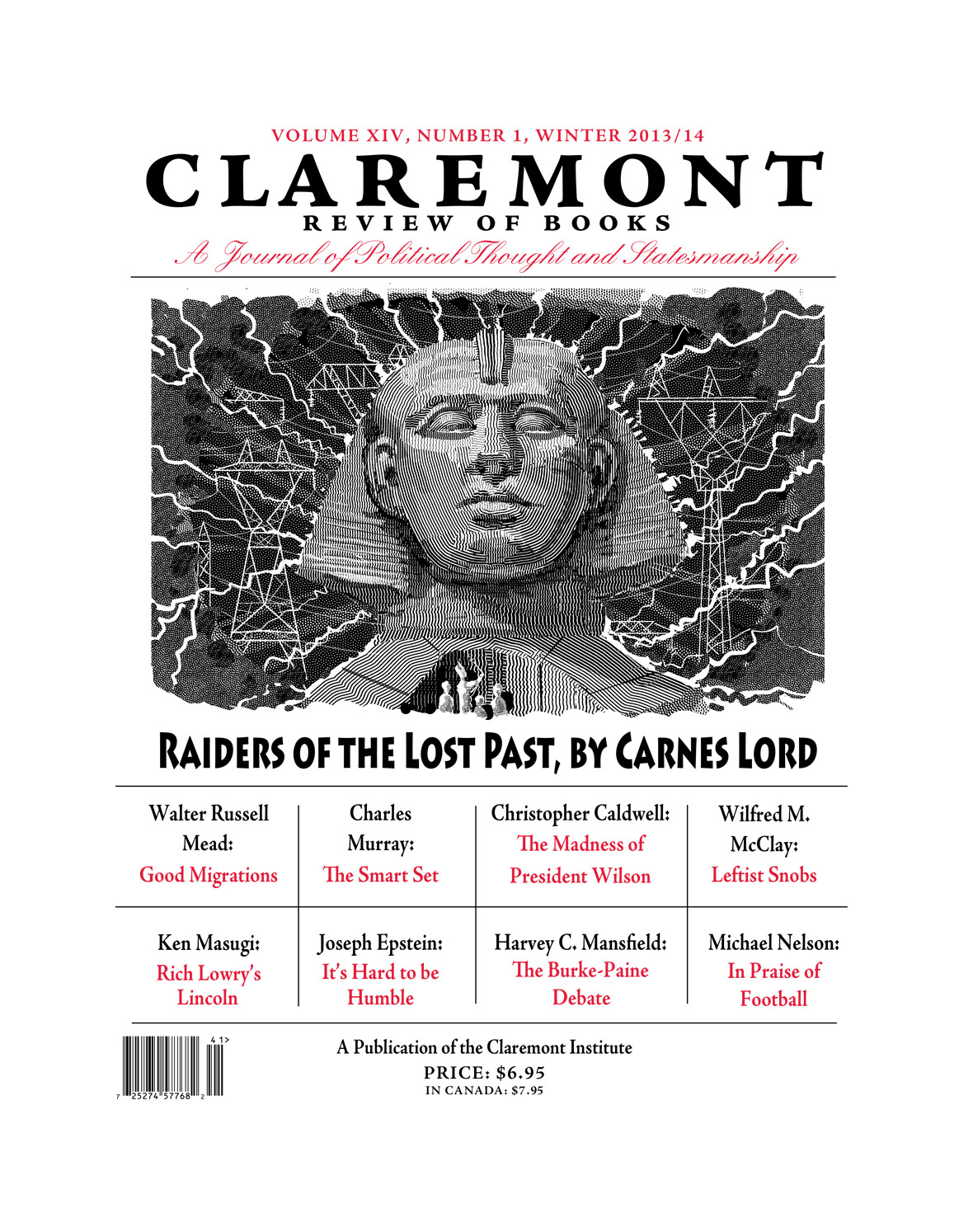The Claremont Review of Books