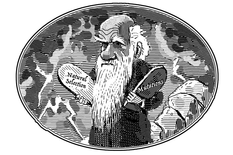 Giving Up Darwin