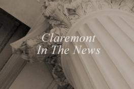 Claremont Institute | Recovering the American Idea