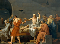 'LOCK-ICON' from the web at 'https://claremont.org/img/pages/thumb/1208Death_of_Socrates.png'