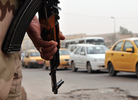 'LOCK-ICON' from the web at 'https://claremont.org/img/pages/thumb/1806Iraqi_Soldier_at_Roadblock_Cropped.png'