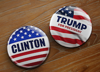 'LOCK-ICON' from the web at 'https://claremont.org/img/pages/thumb/2985Clinton_&_Trump_Buttons_Cropped.png'