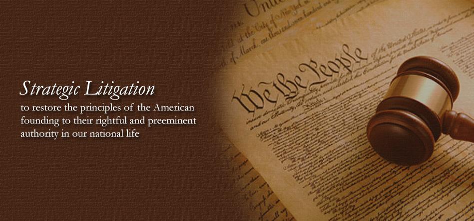 Constitutional Litigation