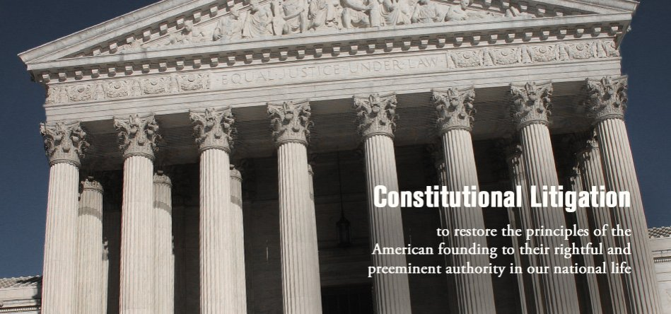 Constitutional Litigation