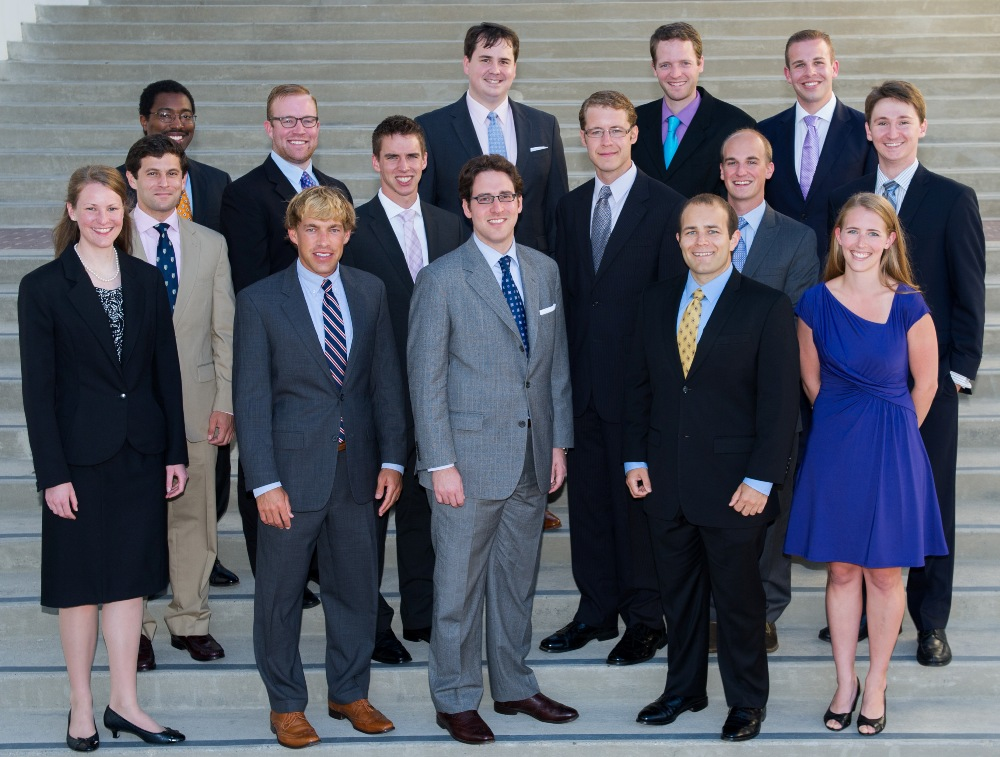 2013 John Marshall Fellows