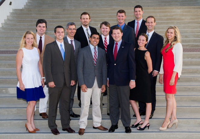 2013 Lincoln Fellows